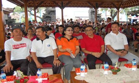 DPS Gaet Pokja Untuk Sosialisasi Hiv-Aids