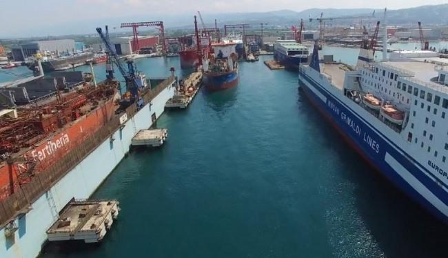 Daftar Perusahaan Shipbuilding Terbaik di Dunia
