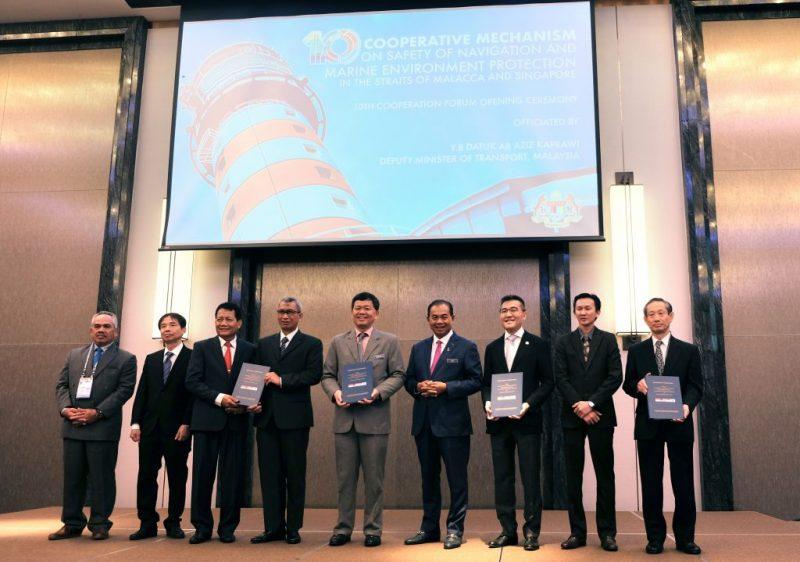 Indonesia Tanda Tangani Kerjasama Untuk SOMS