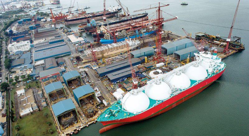 Keppel Jalin Kerjasama LNG Di Indonesia Barat