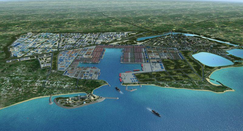 China Kuasai Pelabuhan Hambantota Sri Lanka