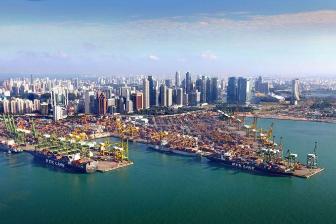 Singapura Dorong Kemaritiman Global Lebih Besar