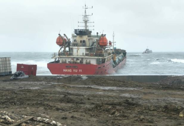 Kapal Tanker Produk Panama Kembali Beroperasi Pasca Kandas