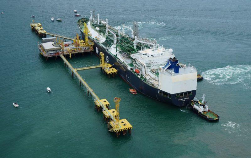 Kroasia Mempercepat Pembangunan Terminal LNG