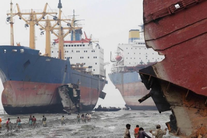 Transparansi Kebijakan Daur Ulang Kapal Diluncurkan