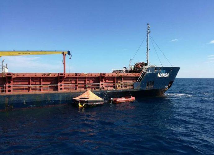 8 Kru Dievakuasi Dari Kapal Barang Turki Yang Tenggelam di Kroasia