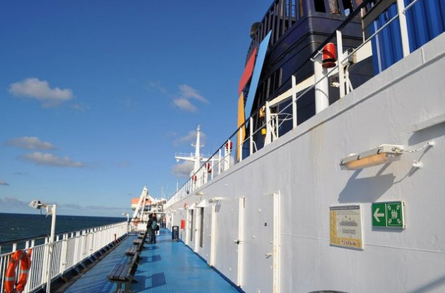 Kapal Laut Taiwan Beralih Gunakan Bahan Sulfur