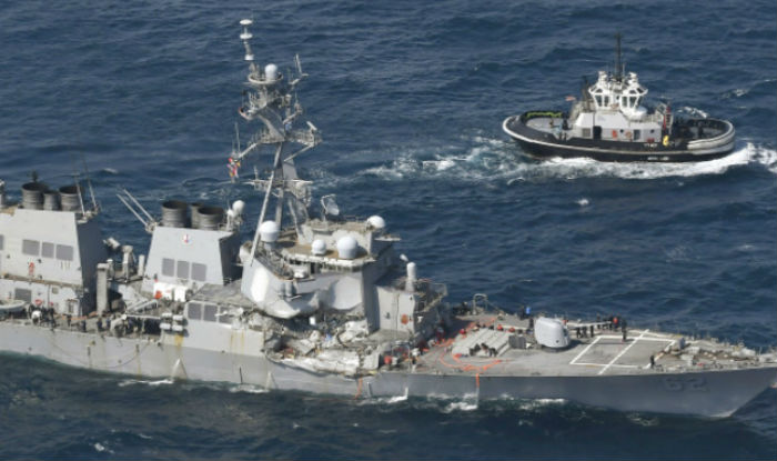 Sebanyak 94 Kapal Besar Hilang Sepanjang 2017
