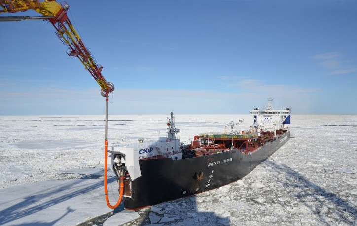 Sovcomflot dan Novatek Tanda Tangani Kesepakatan Kerja Sama