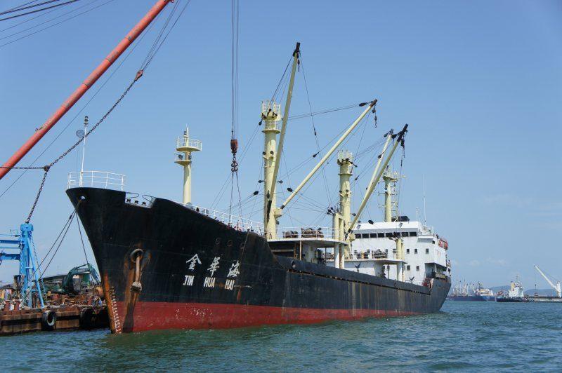 12 Awak Kapal Asal Indonesia Dievakuasi Dari Kapal Jin Hua
