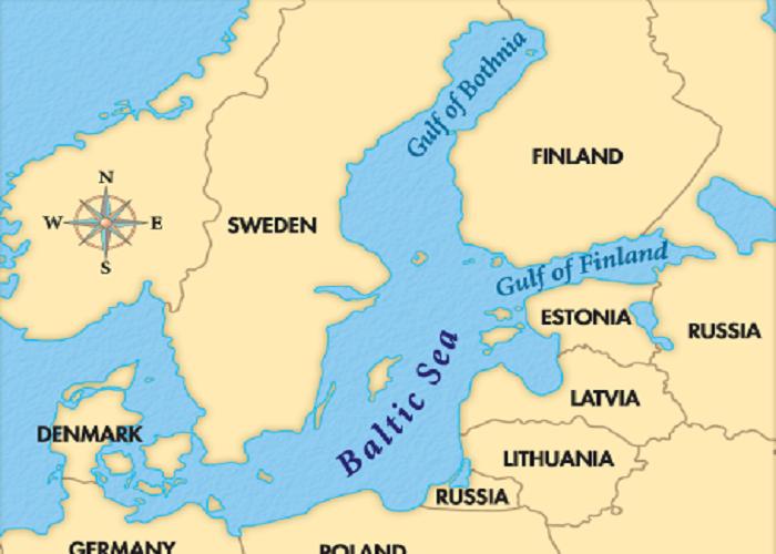 Kapal Bunker LNG Terbesar di Dunia Menuju Laut Baltik