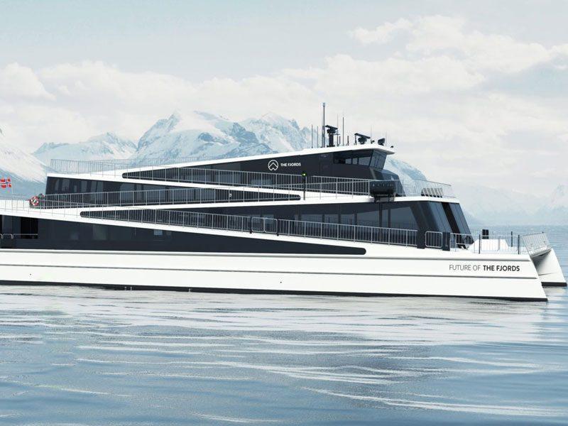 Fjords Akan Bangun Kapal ke-3 Tanpa Nol Emisi