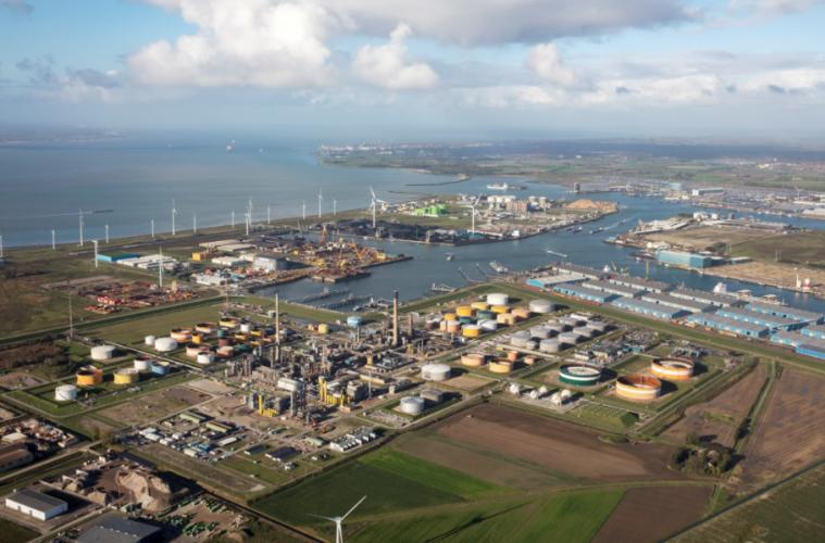 Pelabuhan Laut Utara Berinvestasi Dalam Hidrogen Sebagai Bahan Bakar
