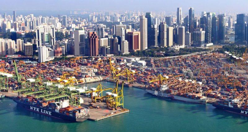 Pelabuhan Singapura Akan Melarang Pembuangan Air Cucian Dari Scrubber